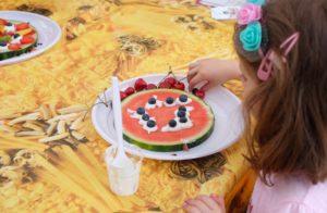 Estate: la corretta alimentazione per i bambini
